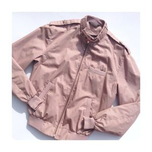 Members Only Mauve Jacket